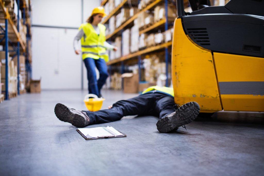 Wypadek przy pracy, jak uzyskać odszkodowanie za wypadek przy pracy